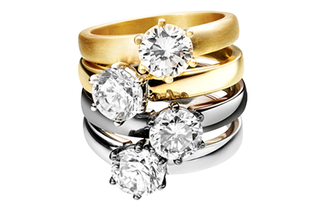 RENÉSIM Engagement Rings