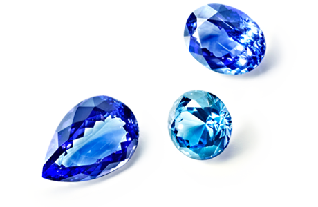 Loose Gemstones – Tanzanite
