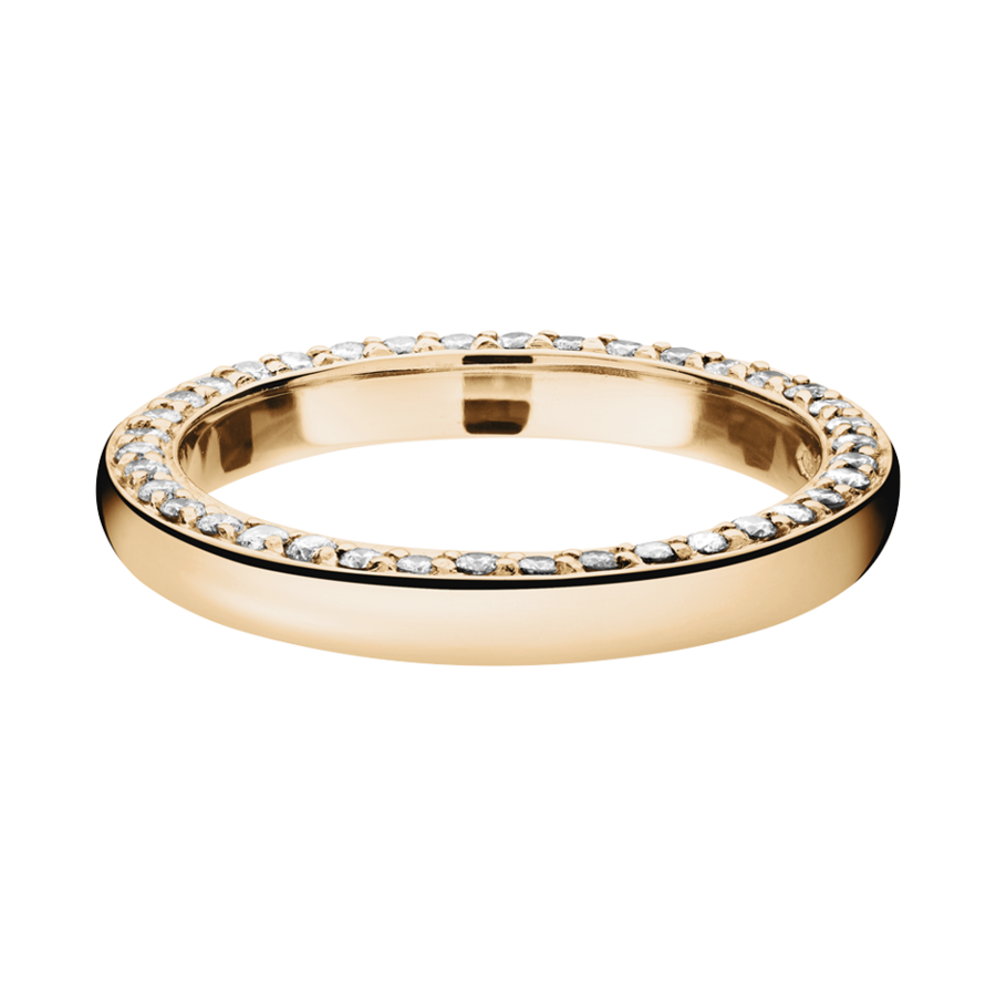 Memoire Ring Bologna in Roségold