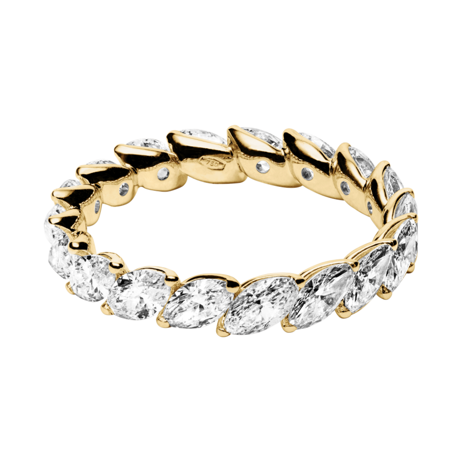 Memoire Ring Venedig in Gelbgold