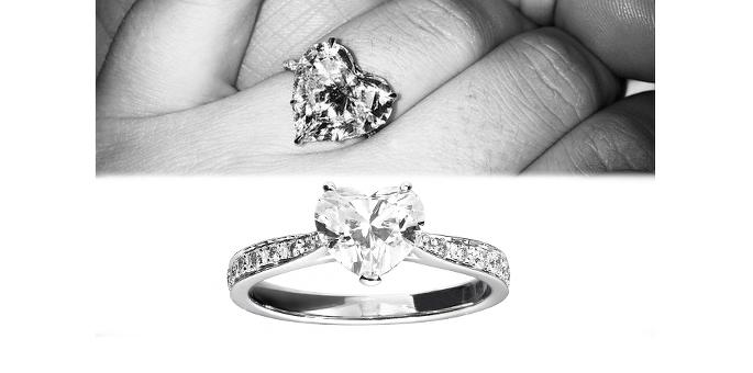 Lady Gagas Verlobung am Valentinstag