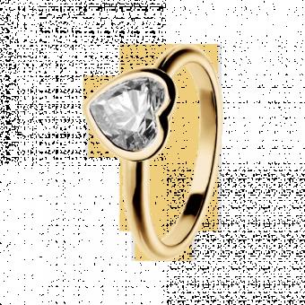 Diamantring herz  Geschenke am Valentinstag – Schmuck mit Herzen | RENÉSIM | RENÉSIM ...