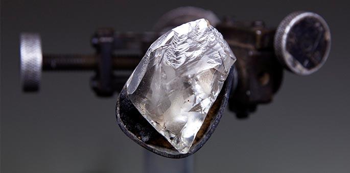 "Sotheby's versteigert ""perfekten"" 100-karätigen Diamanten"