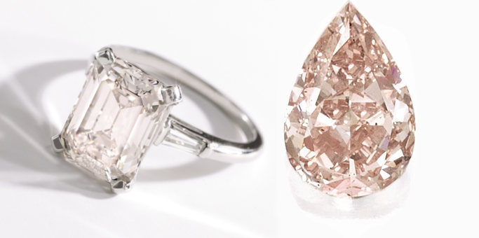 Fancy Coloured Diamond Highlights der Sotheby's Auktion