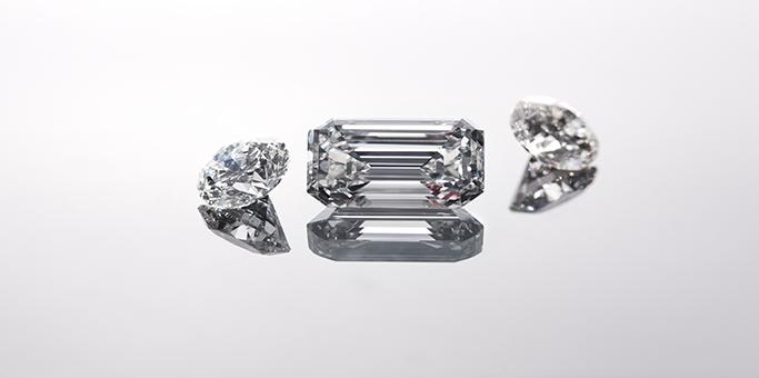 Wofür stehen die 4 C beim Diamanten?