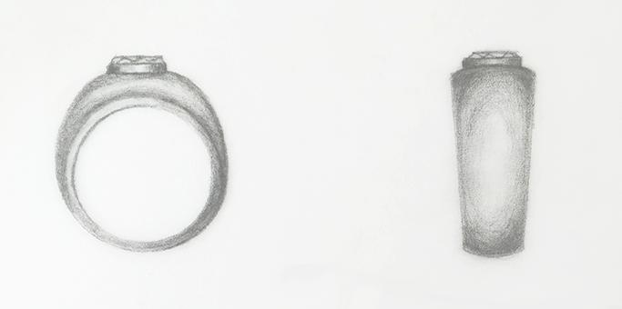Wie entsteht ein individuelles Schmuckstück bei RENÉSIM? – Teil 1