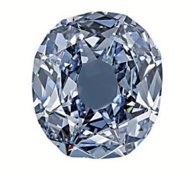 Blauer Wittelsbacher | Diamantenlexikon RENÉSIM