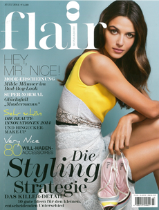flair Magazin März 2014