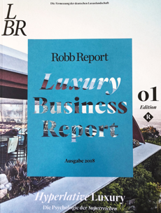 Luxury Business Report 2018