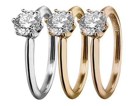 RENÉSIM Diamond Rings