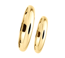 Trauringe Classic Gelbgold