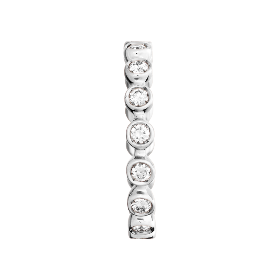 Eternity Ring Faro G VS in Platinum