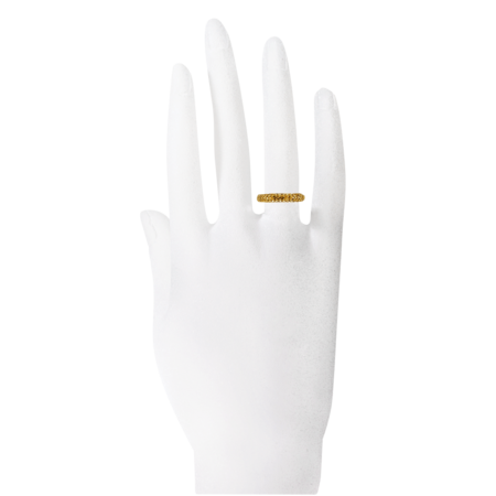 Ring Couleur Jaune in Yellow Gold