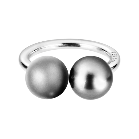 Ring Platinum & White Gold in White Gold