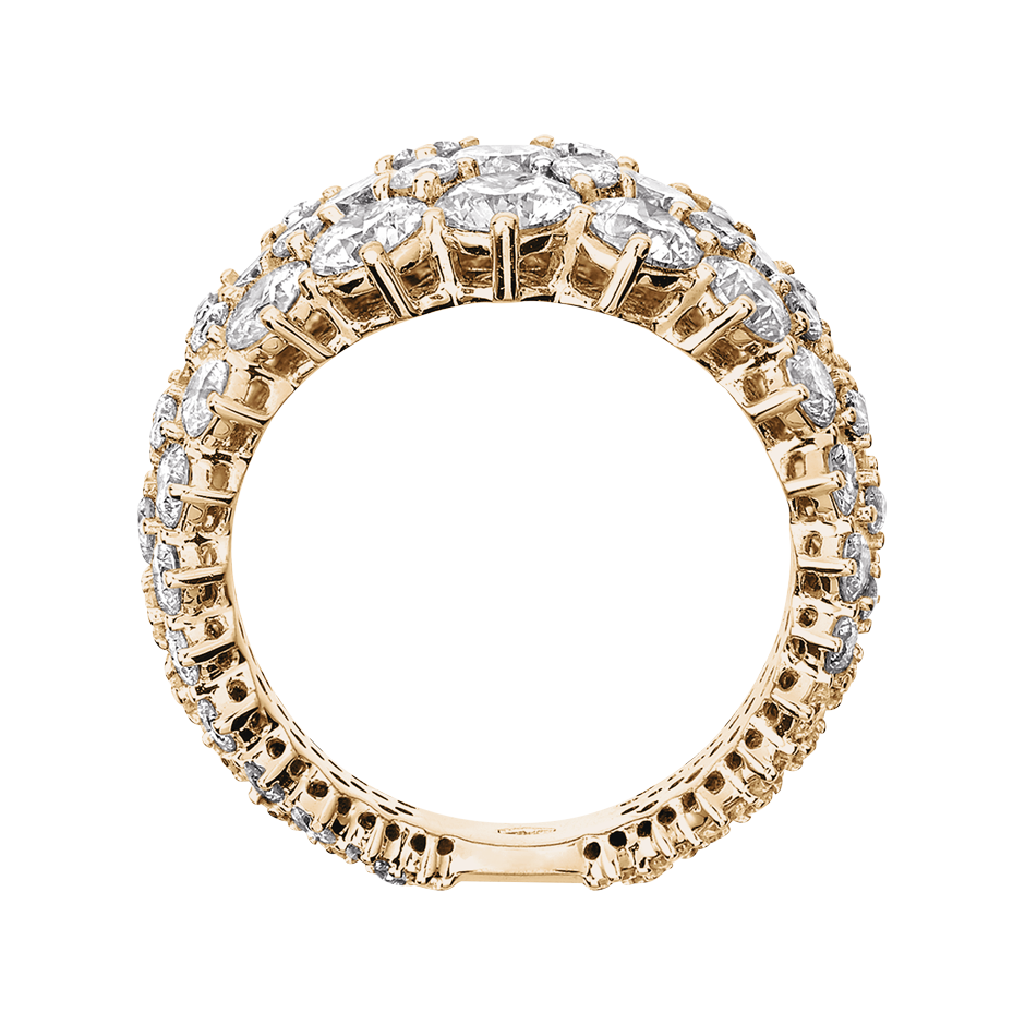 Eternity Ring Jersey in Rose Gold
