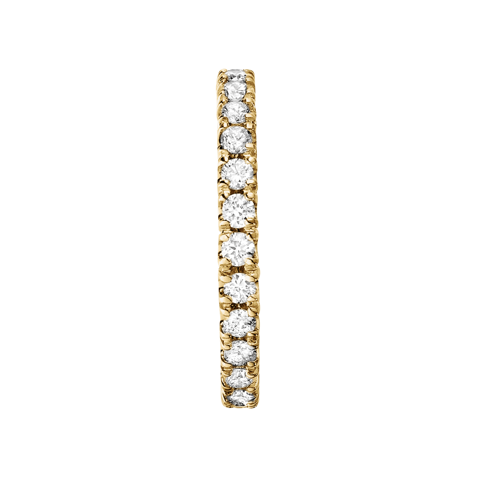 Eternity Ring Stockholm G VS in Yellow Gold