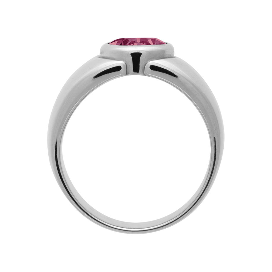 Mantua Tourmaline pink in White Gold